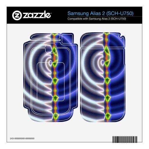 Espiral Samsung Alias 2 Skins