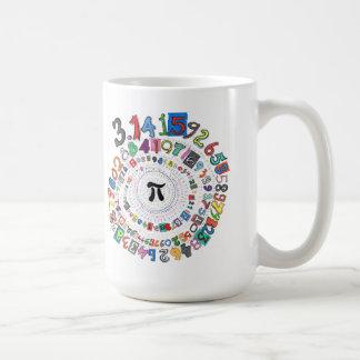 espiral tazas de café
