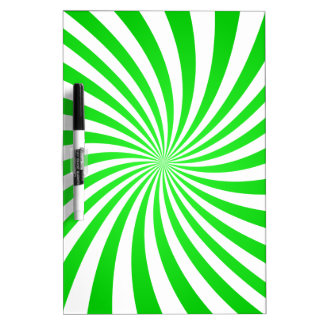Espiral verde pizarra