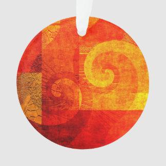 Espirales antiguos del fondo