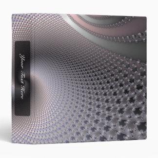 """Espirales sin fin - arte del fractal carpeta 1 1/2"""""""