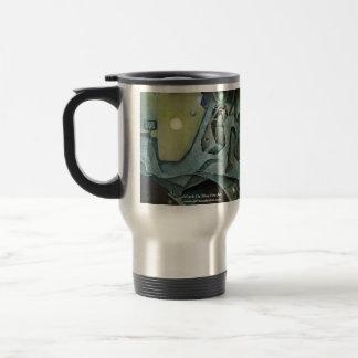 Espiritu de la Tierra Tazas De Café