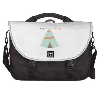 Espíritu libre bolsas para portatil