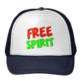 Espíritu libre gorro