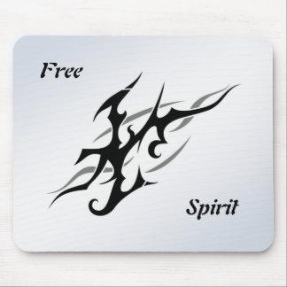 Espíritu libre tapetes de ratones