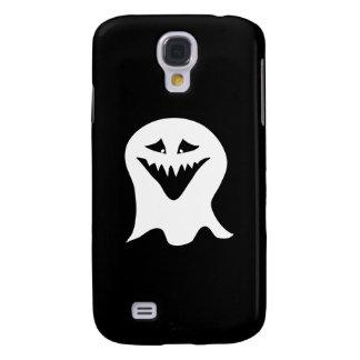 Espíritu necrófago. Blanco y negro. Funda Para Galaxy S4
