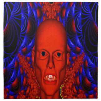 Espíritu necrófago rojo