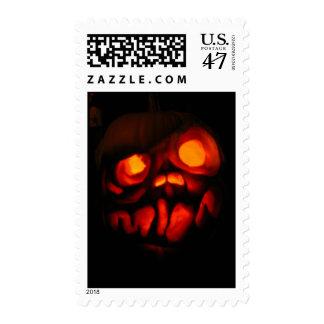 Espíritu necrófago timbres postales