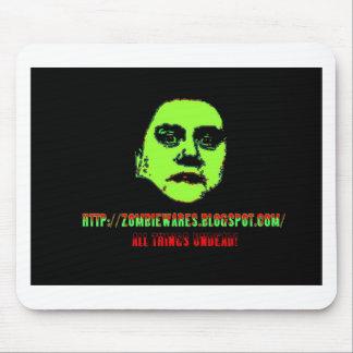 Espíritu necrófago verde - ZOMBIEWARES.Blogspot.Co Alfombrillas De Ratones