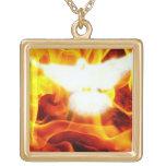 Espíritu Santo Collares Personalizados