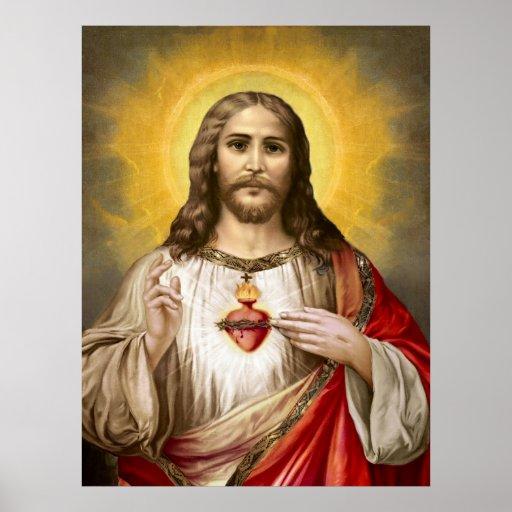 Espíritu Santo del Jesucristo Posters