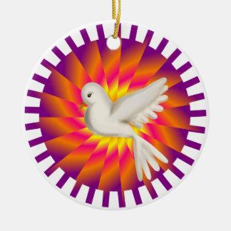 Espíritu santo/Espíritu Santo/Paraclete Ornamentos Para Reyes Magos