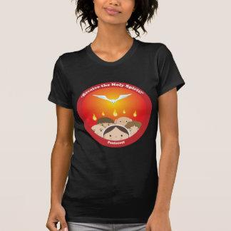 Espíritu Santo Pentecost Camiseta