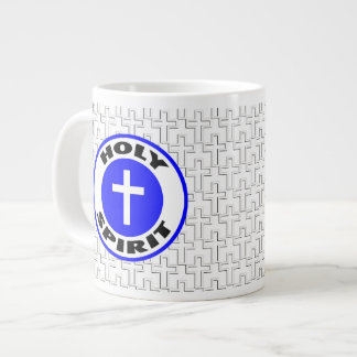 Espíritu Santo Taza De Café Grande