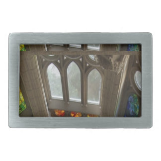 Espiritual santo de Windows de la pared de la Hebilla Cinturon Rectangular