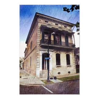 Esplanade Avenue Photo Print