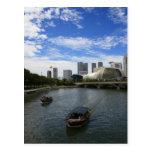 Esplanade Singapore Postcard