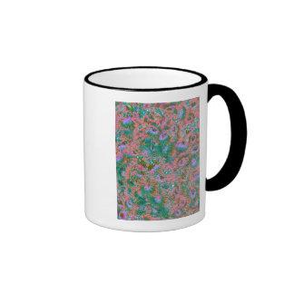 Esplendor colorido taza a dos colores