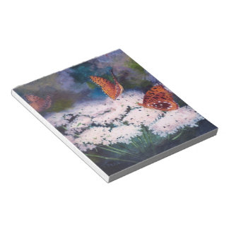 Esplendor en la libreta de la mariposa del prado blocs
