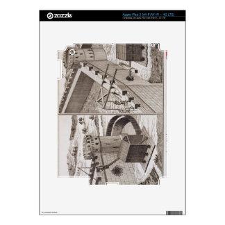 Espolones de estropicio romanos, del 'DES S de Enc iPad 3 Pegatina Skin