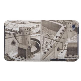 Espolones de estropicio romanos, del 'DES S de Enc iPod Case-Mate Carcasa