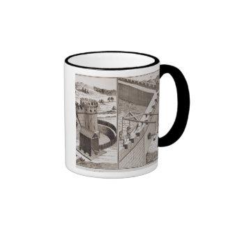 Espolones de estropicio romanos, del 'DES S de Enc Tazas De Café