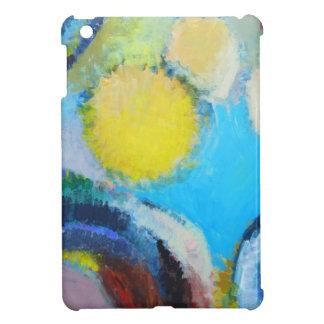 Esporas abstractas (expresionismo microscópico) iPad mini cárcasa
