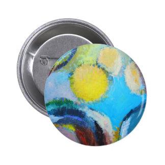 Esporas abstractas (expresionismo microscópico) pins