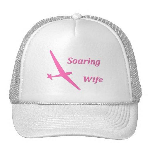 Esposa altísima gorras