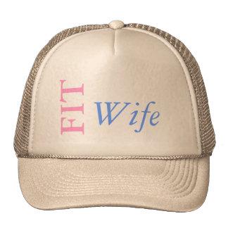 Esposa apta gorra