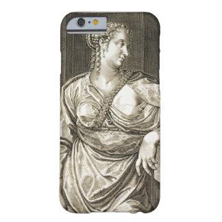 Esposa de Agrippina de Tiberius (grabado) Funda De iPhone 6 Barely There