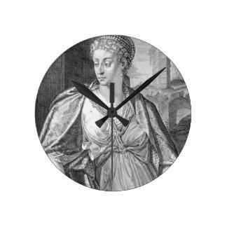 Esposa de Caesonia de Caligula (grabado) Reloj