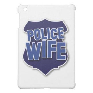 esposa de la policía