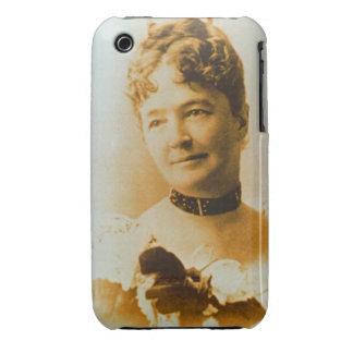 Esposas de Custer del tocino de Elizabeth 1842-193 iPhone 3 Protectores