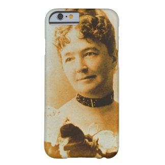 Esposas de Custer del tocino de Elizabeth Funda Barely There iPhone 6