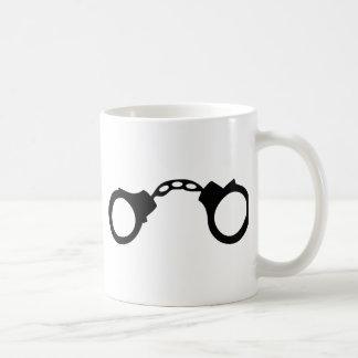 esposas de los polis taza