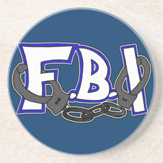 Esposas del FBI Posavaso Para Bebida