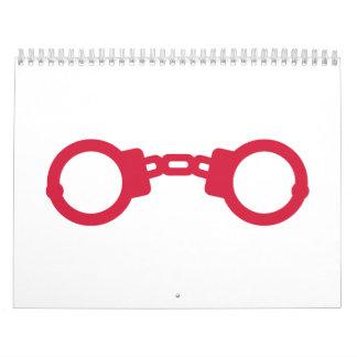 Esposas del rojo calendarios