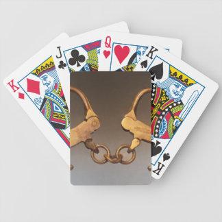 Esposas del vintage baraja cartas de poker
