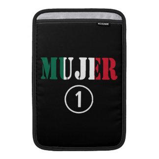 Esposas mexicanas Uno de Mujer Numero Fundas MacBook