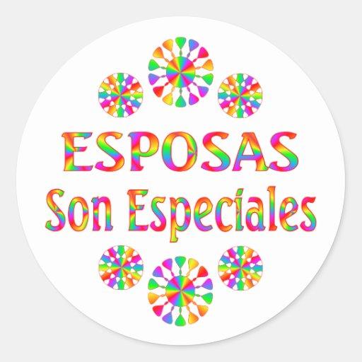 Esposas Son Especiales Stickers