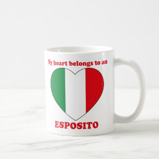 Esposito Coffee Mug