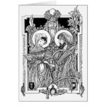 Espousal of the Blessed Virgin Notecard Card