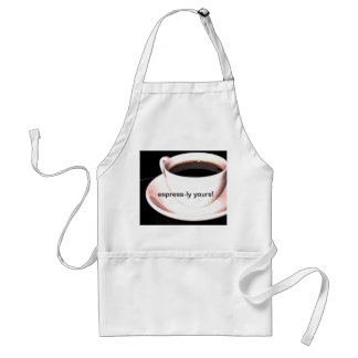 Espress-ly Yours Coffee Apron