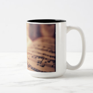 Espressivo... Two-Tone Coffee Mug