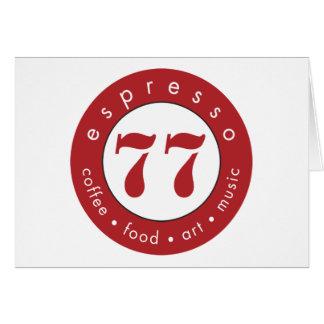 Espresso 77 cards