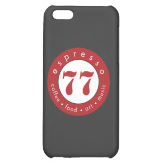 Espresso 77 iPhone 5C covers