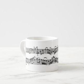 Espresso Bach Cello Suite Espresso Mugs