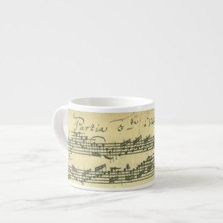 Espresso Bach Partita Espresso Cup