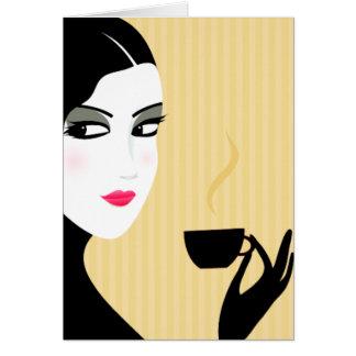 Espresso Card